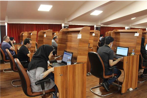 برگزاری آزمون تولیمو 98 به روش الکترونیکی